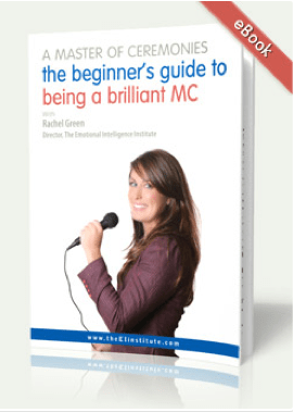 how to become master of ceremony