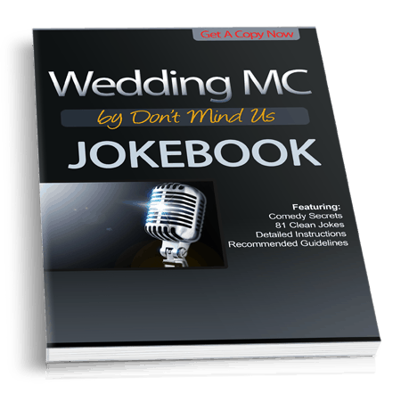 Jokes for Wedding MC