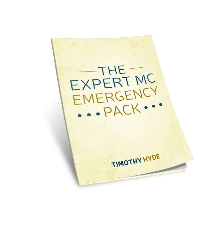 How to be an Expert Emcee MC