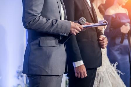 Wedding Master of Ceremony